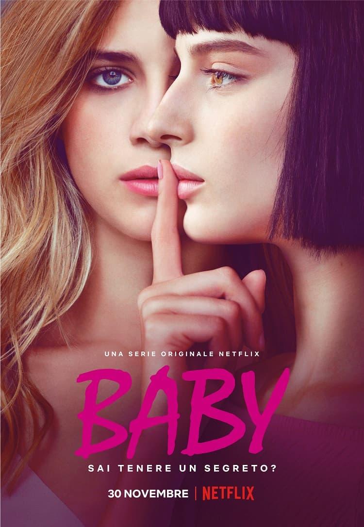 海外ドラマデータベース:Baby/ベイビー 海外ドラマNAVI